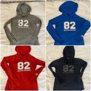 BETTERBODIES pullover hoodies bundle